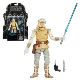 Star Wars The Black Series #02 Hoth Luke Wampa Attack